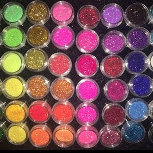 Other - 45 colors of glitter eyeshadow pigment